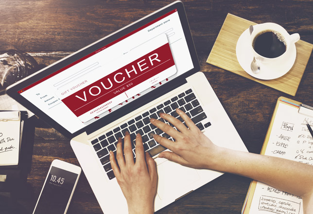 Voucher Management_imagine